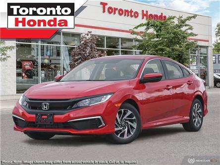 2020 Honda Civic EX (Stk: 2000507) in Toronto - Image 1 of 23