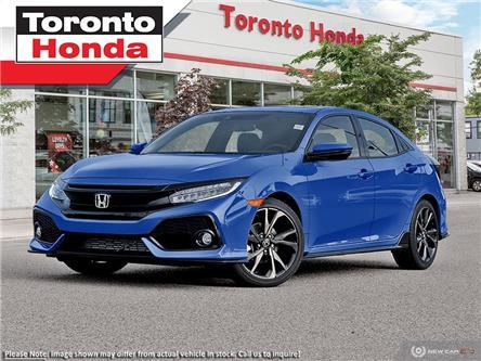 2020 Honda Civic Sport Touring (Stk: 2000550) in Toronto - Image 1 of 23