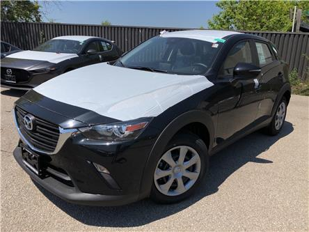 2020 Mazda CX-3 GX (Stk: SN1605) in Hamilton - Image 1 of 17
