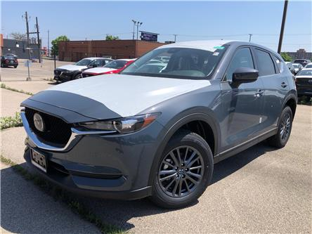 2020 Mazda CX-5 GS (Stk: SN1623) in Hamilton - Image 1 of 16