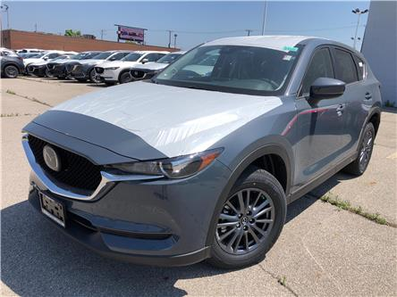 2020 Mazda CX-5 GS (Stk: SN1631) in Hamilton - Image 1 of 17
