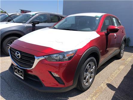 2020 Mazda CX-3 GX (Stk: SN1637) in Hamilton - Image 1 of 15