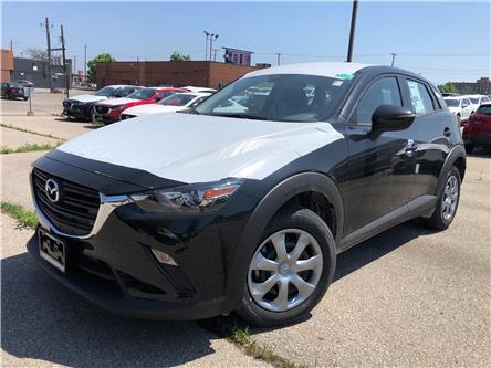 2020 Mazda CX-3 GX (Stk: SN1640) in Hamilton - Image 1 of 16
