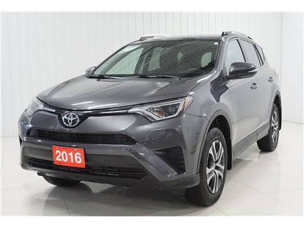 2016 Toyota RAV4 LE (Stk: P5801) in Sault Ste. Marie - Image 1 of 19