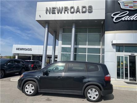 2012 Chevrolet Orlando  (Stk: N14279A) in Newmarket - Image 1 of 9