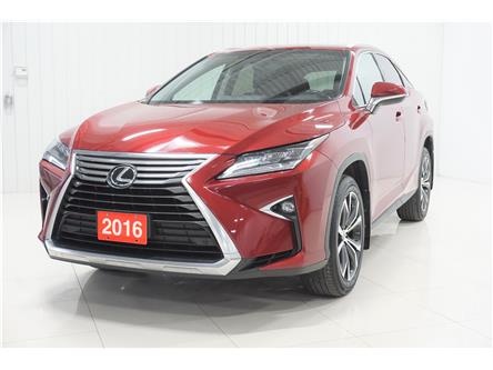 2016 Lexus RX 350 Base (Stk: P5797) in Sault Ste. Marie - Image 1 of 21
