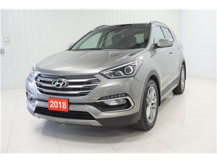 2018 Hyundai Santa Fe Sport 2.0T Limited (Stk: T20235A) in Sault Ste. Marie - Image 1 of 22