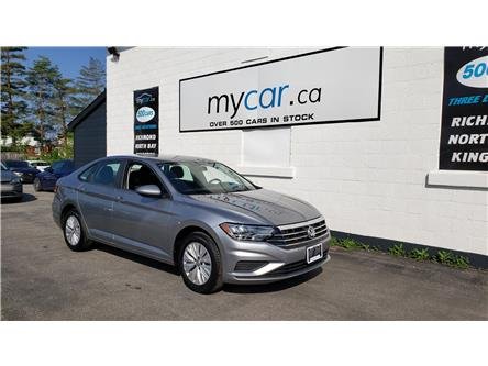 2019 Volkswagen Jetta 1.4 TSI Comfortline (Stk: 200426) in Richmond - Image 1 of 21