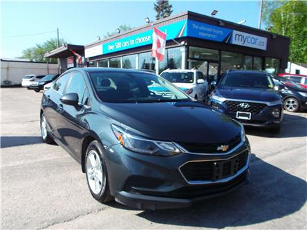 2018 Chevrolet Cruze LT Auto (Stk: 200369) in North Bay - Image 1 of 20
