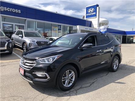 2018 Hyundai Santa Fe Sport 2.4 SE (Stk: 11619P) in Scarborough - Image 1 of 18