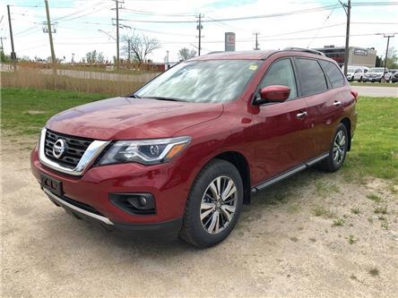 2020 Nissan Pathfinder SL Premium (Stk: 20123) in Sarnia - Image 1 of 5