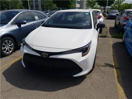 2020 Toyota Corolla Hatchback Base (Stk: 20-550) in Etobicoke - Image 1 of 7