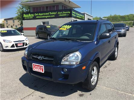 2006 Hyundai Tucson GL (Stk: ) in Kingston - Image 1 of 13