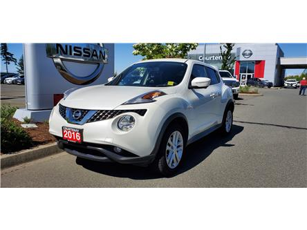 2016 Nissan Juke SL (Stk: U0024) in Courtenay - Image 1 of 9