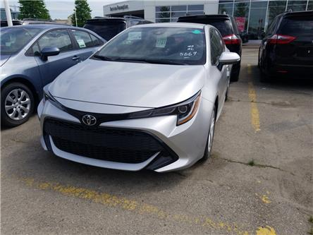 2020 Toyota Corolla Hatchback Base (Stk: 20-721) in Etobicoke - Image 1 of 7