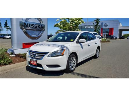 2015 Nissan Sentra 1.8 S (Stk: U0017) in Courtenay - Image 1 of 9