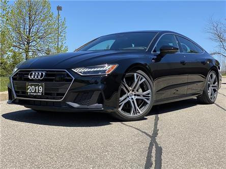2019 Audi A7 55 Technik (Stk: B20139T1) in Barrie - Image 1 of 21