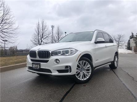 2015 BMW X5 xDrive35d (Stk: P1589-1) in Barrie - Image 1 of 19