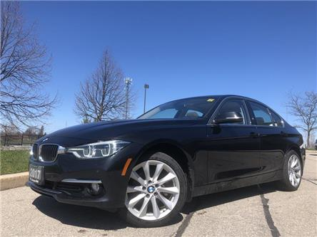 2017 BMW 330i xDrive (Stk: P1623) in Barrie - Image 1 of 12