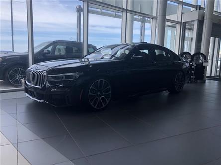 2020 BMW 750i xDrive (Stk: B20007) in Barrie - Image 1 of 20