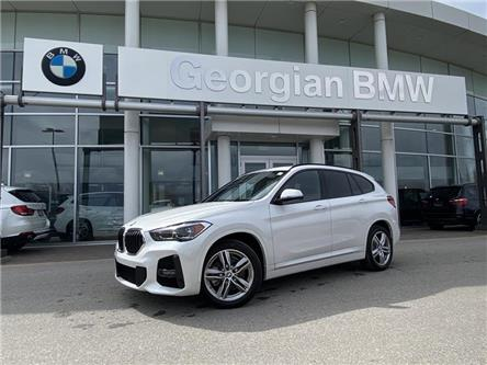 2020 BMW X1 xDrive28i (Stk: B20072) in Barrie - Image 1 of 10