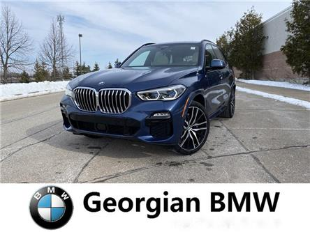 2020 BMW X5 xDrive40i (Stk: B20075) in Barrie - Image 1 of 13