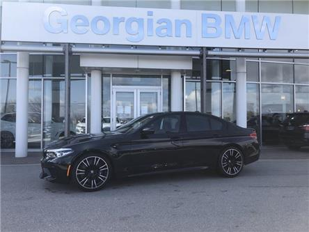 2020 BMW M5 Competition (Stk: B20087) in Barrie - Image 1 of 13