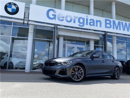 2020 BMW M340 i xDrive (Stk: B20116) in Barrie - Image 1 of 11