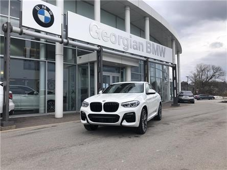 2020 BMW X4 M40i (Stk: B20127) in Barrie - Image 1 of 8