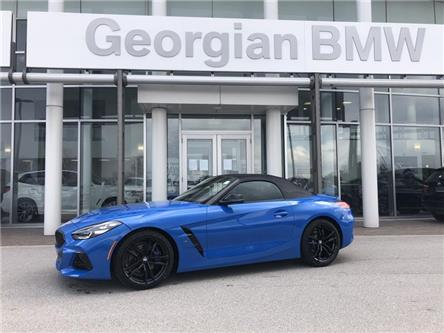 2020 BMW Z4 M40i (Stk: B20130) in Barrie - Image 1 of 10