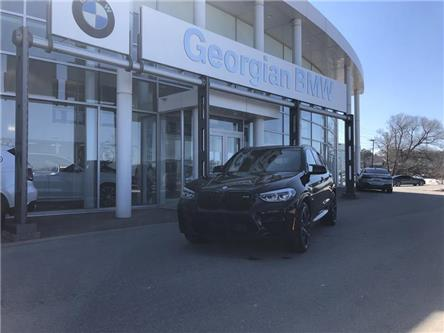 2020 BMW X3 M Competition (Stk: B20135) in Barrie - Image 1 of 10