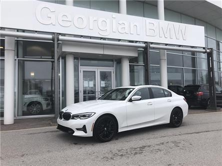 2020 BMW 330i xDrive (Stk: B20063) in Barrie - Image 1 of 9
