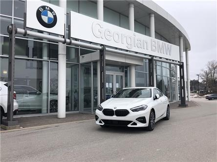 2020 BMW 228 Gran Coupe i xDrive (Stk: B20100) in Barrie - Image 1 of 7