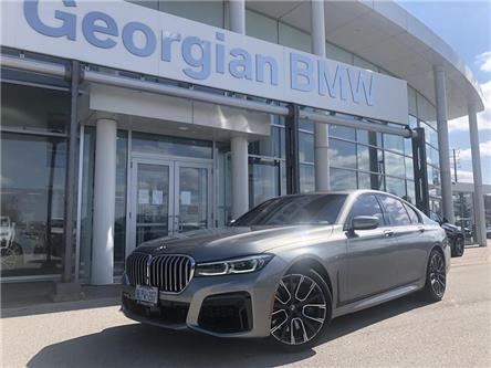2020 BMW 750i xDrive (Stk: B20113) in Barrie - Image 1 of 20