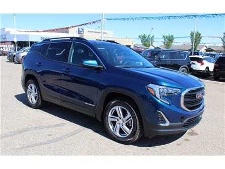 2020 GMC Terrain SLE (Stk: 182763) in Medicine Hat - Image 1 of 19
