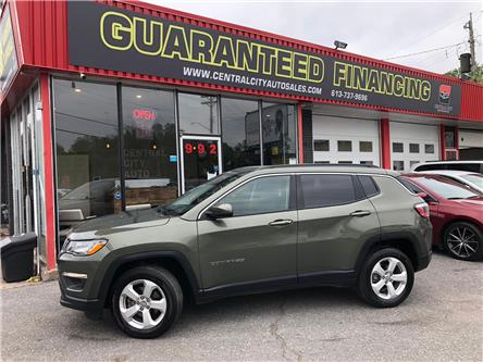 2018 Jeep Compass North (Stk: ) in Ottawa - Image 1 of 17