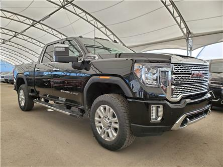2020 GMC Sierra 3500HD Denali (Stk: 182694) in AIRDRIE - Image 1 of 30