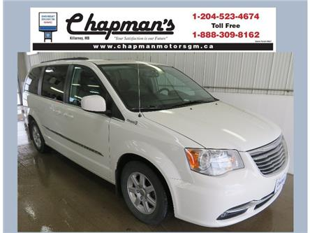 2012 Chrysler Town & Country  (Stk: L-022B) in KILLARNEY - Image 1 of 35