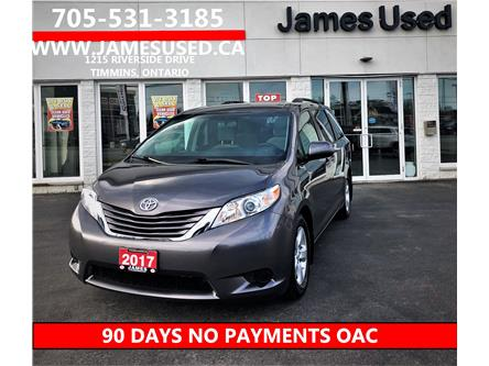 2017 Toyota Sienna LE 8 Passenger (Stk: P02762) in Timmins - Image 1 of 16