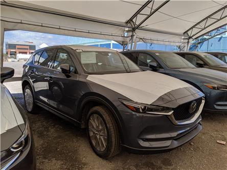 2020 Mazda CX-5 GT w/Turbo (Stk: H1962) in Calgary - Image 1 of 4