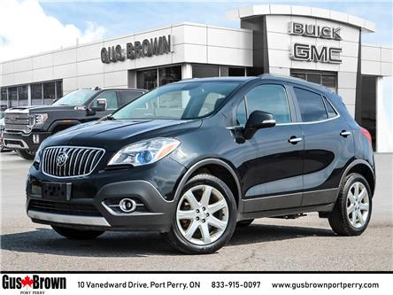 2015 Buick Encore Leather (Stk: 265610T) in PORT PERRY - Image 1 of 28