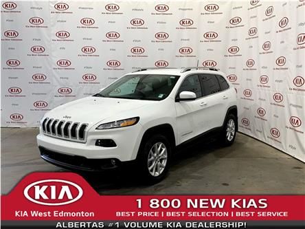 2017 Jeep Cherokee North (Stk: 22028A) in Edmonton - Image 1 of 29