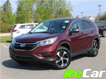 2016 Honda CR-V LX (Stk: 200620A) in Fredericton - Image 1 of 11