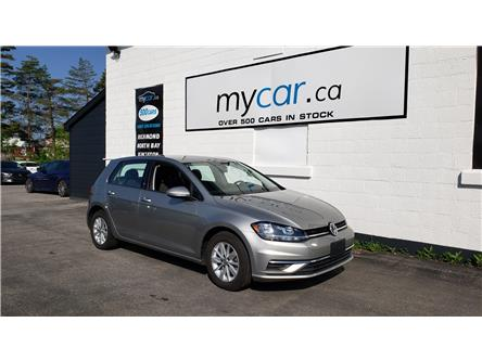 2019 Volkswagen Golf 1.4 TSI Comfortline (Stk: 200435) in Kingston - Image 1 of 23