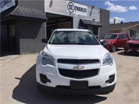 2013 Chevrolet Equinox LS (Stk: ) in Winnipeg - Image 1 of 17