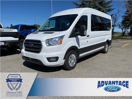 2020 Ford Transit-350 Passenger  (Stk: L-658) in Calgary - Image 1 of 10