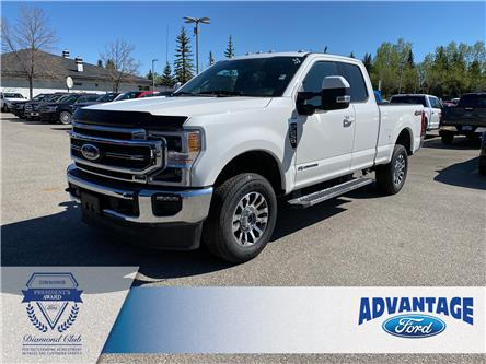 2020 Ford F-250 Lariat (Stk: L-274) in Calgary - Image 1 of 9