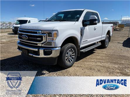 2020 Ford F-350 Lariat (Stk: L-663) in Calgary - Image 1 of 10
