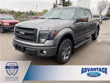 2014 Ford F-150 FX4 (Stk: L-926A) in Calgary - Image 1 of 25