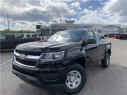 2020 Chevrolet Colorado Base (Stk: L1195113) in Calgary - Image 1 of 18